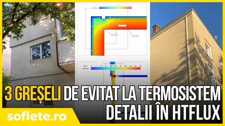 3 GREȘELI de evitat la termosistemul casei tale!